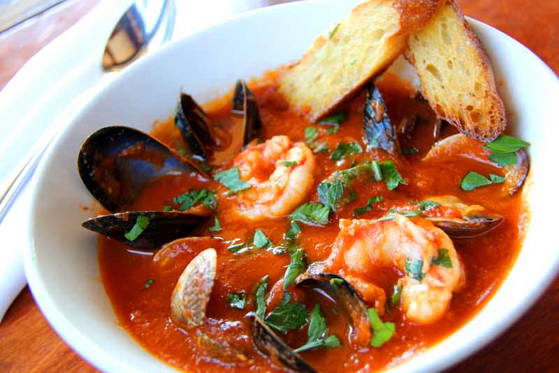 Cioppino San Francisco S Famous Seafood Stew Sherry Baby Recipes